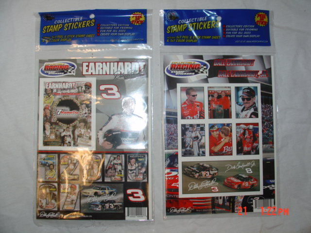 NA Jeff Gordon Collectible Sticker Pack - Jeff Gordon Collectible Sticker Pack